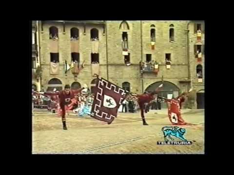 91a Giostra del Saracino 1 settembre 1996