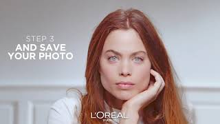 Find your new hair colour today with our Virtual Try-on