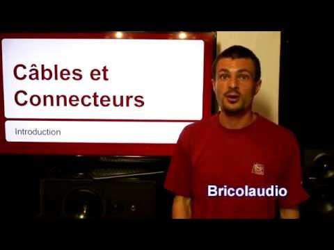 Bricolaudio n°4 - Cablage et Connectique
