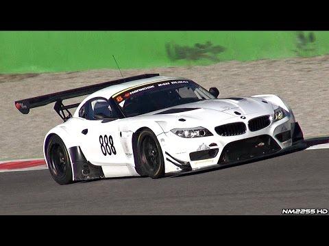 BMW Z4 E89 GT3 - Best Sounding GT3 Car EVER!