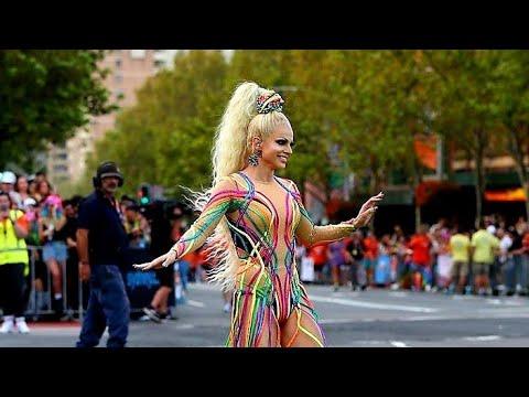 2020 Sydney Mardi Gras Parade. Happy Mardi Gras 2020!
