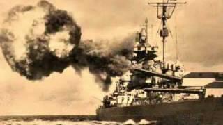 Acorazados, Bismark, Yamato Missouri, los más grandes y poderosos. Barcos de Guerra Gigantes.
