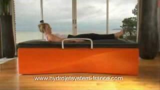 WATER BED HYDRO-JET WELLSYSTEM PUB ANTI STRESS
