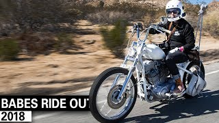 Babes Ride Out 6 - Women of Motorcycling