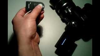 Infrarot Fernauslöser: eine Anleitung für eine Canon Spiegelreflexkamera