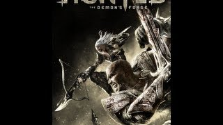 Game Fly Rental (13) Hunted: The Demon's Forge Part-32 Towards The Pit