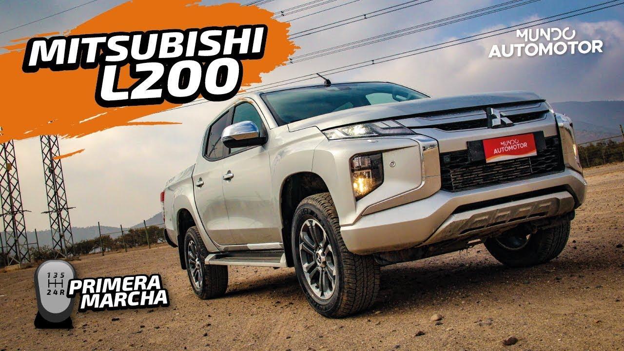 Primera Marcha Mitsubishi L200 2019 Youtube