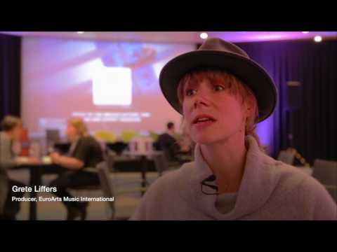 Grete Liffers speaks about Avant Première Music + Media Market Berlin