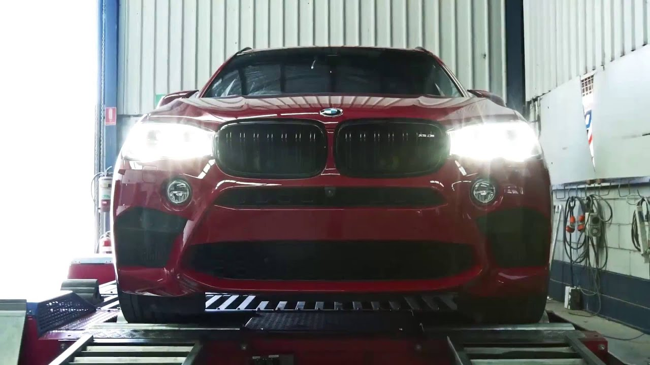 Evolve Technik Project X - BMW F85 X5M Upgrade