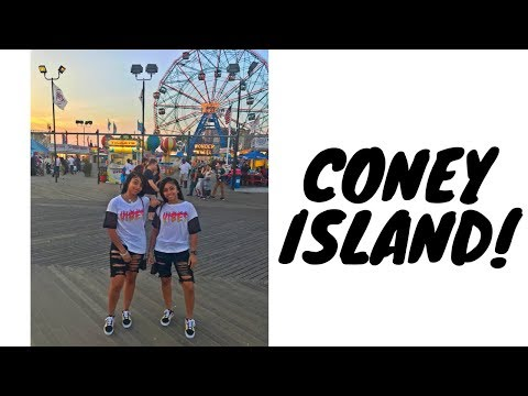 GOOD TIMES AT CONEY ISLAND!