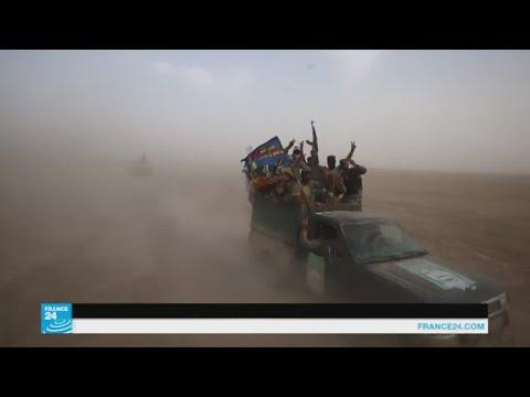 القوات العراقية تحرر قضاء عانة بالكامل  - نشر قبل 2 ساعة