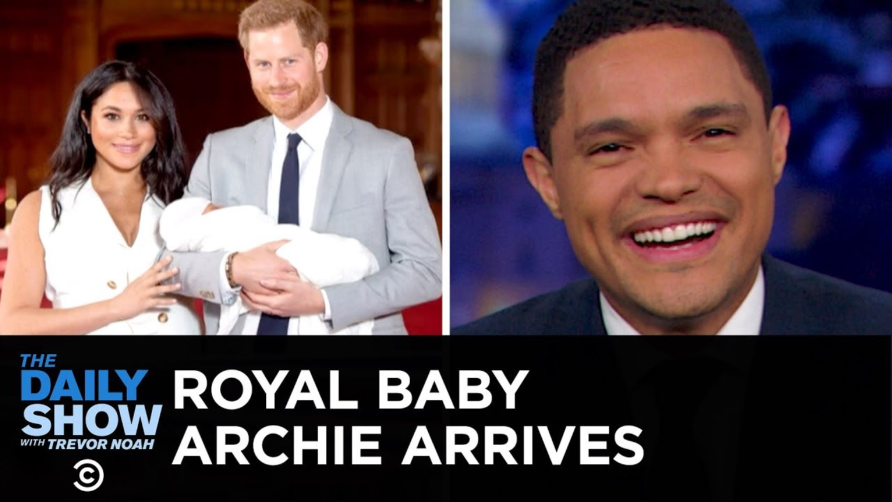 England's Royal Baby Archie & Escalation Between the U.S. and Iran | The Daily Show