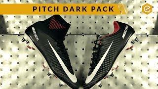Nike Pitch Dark Pack. Vuelven las botas de fútbol negras