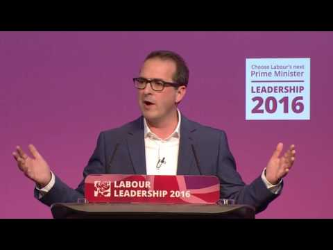 Owen Smith accuses Jeremy Corbyn of voting Leave in EU referendum