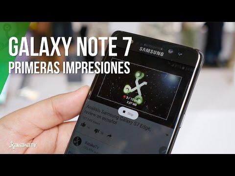 Samsung Galaxy Note 7 ¿qué operador lo vende más barato en México?