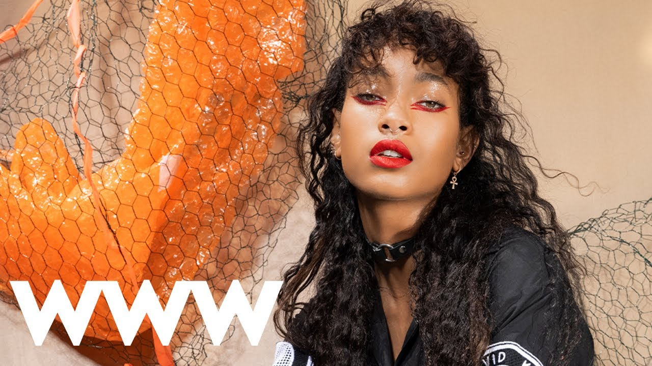 Willow Smith's 2000s Punk Pop Revival Editorial   Who What Wear