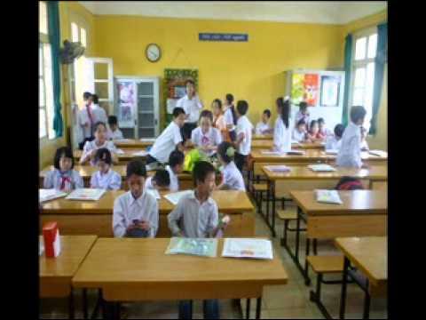 TRƯỜNG TIỂU HỌC BA ĐÌNH, HN. LỚP 5A, 2010-2011, cô giáo SÂM là chủ nhiệm.