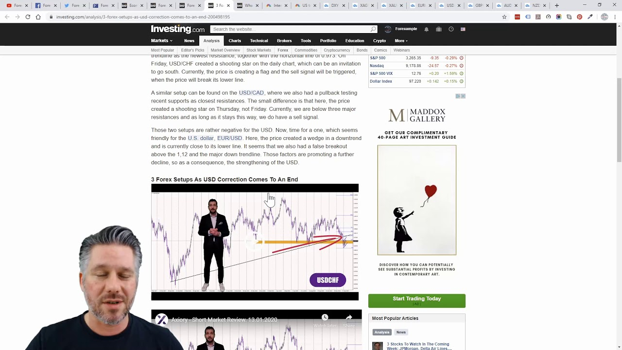 Forex Rates: Live Currency Rates at DailyFX