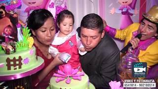 MASHA Y EL OSO 2017- Fiesta Infantil Sasha Guadalupe - VIDEO & FOTOGRAFÍA