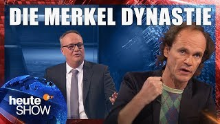 Olaf Schubert über die Krise bei der Regierungsbildung | heute-show vom 24.11.2017