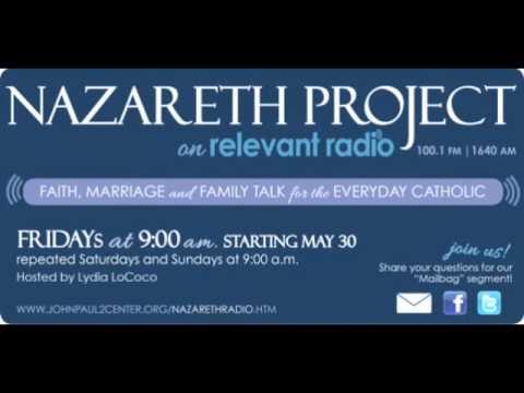 Nazareth Project Episode 18   Kevin O'Brien