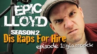 Dis Raps For Hire. Season 2 - Ep. 1 thumbnail