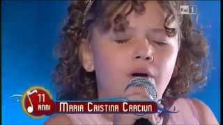 Neta De Pavarotti De Apenas 11 Anos Interpreta Caruso