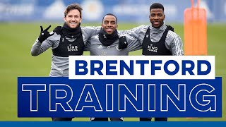 Training | Brentford vs. Leicester City | 2019/20