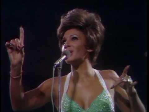 Shirley Bassey Goldfinger   at Royal Albert Hall, 1974