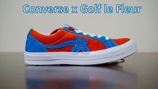 Review/Onfeet - Converse Golf le Fleur