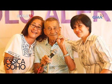Kapuso Mo, Jessica Soho: Katuparan ng Birthday Wish ni Lolo Alfredo