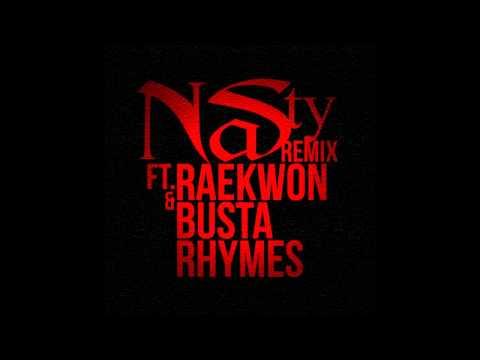 Nas  Nasty Remix ft Raekwon & Busta Rhymes