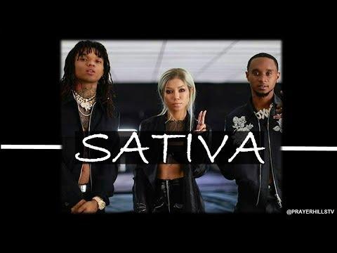 Jhene Aiko - Sativa Ft. Swae Lee (Clean)
