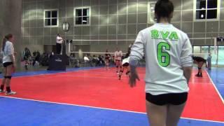 BVA 18-3D Danko vs VA Juniors 18 Elite Volleyball JNQ 2016