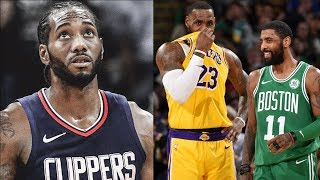 The Eastern Conference Playoffs Could Change The Whole NBA