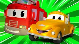 Авто Патруль -  День Рождения Мэта - Автомобильный Город