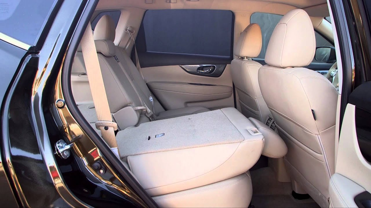 new nissan x trail interior design in olive colour youtube. Black Bedroom Furniture Sets. Home Design Ideas