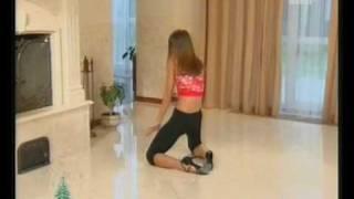Карина Харчинская - Strip-dance.wmv