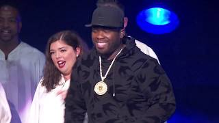 50 Cent Performs 'Big Rich Town' live at Radio City | Power Season 5 Premiere