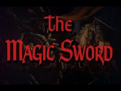 ◍ La Spada Magica ☆ 1962 Film Basil Rathbone The Magic Sword ▣ by ☠Hollywood Cinex™