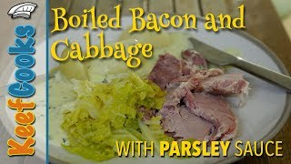 Boiled Bacon and Cabbage for St Patrick's Day