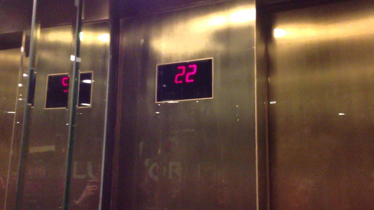 Otis Inclinator Elevators Luxor 1a 22 30 Las Vegas Nv