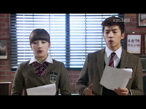 """DREAM HIGH Episode13+*+DUET BY 2PM Wooyoung & Suzy*""""Don't Go""""+*+"""
