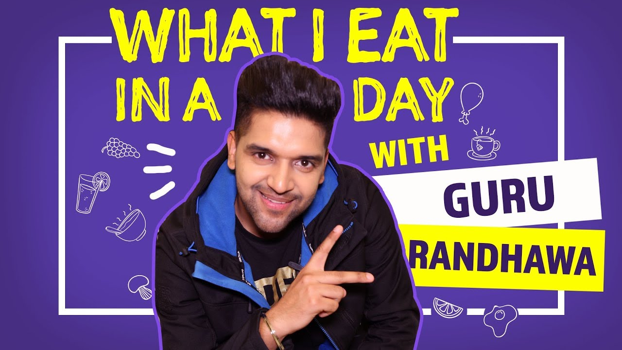Guru Randhawa : What I eat in a day | Lifestyle | Pinkvilla | Bollywood | ISHARE TERE Song