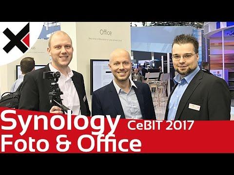 Synology CeBIT 2017 Foto & Produktivität News | iDomiX