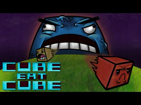 Roblox Cube Eat Cube | SIZE 3,000 CUBE