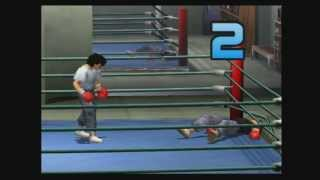 Victorious Boxers Review- PS2