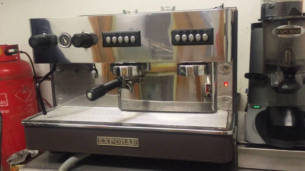 Expobar 2 Group Traditional Espresso Machine