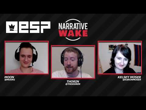 Narrative Wake Episode 2: Krepo in the Wrong Aspect Ratio (feat. Moon)
