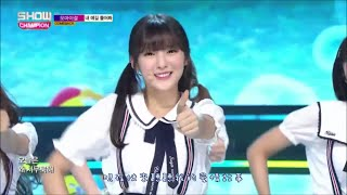 "[LIVE] Oh My Girl ""Listen to my word"" (A-ing)【中字+認聲認人】MV加工/中字"